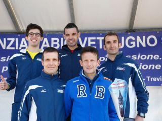 I Runners Bergamo vincono la classifica a squadre alla Maratonina di Treviglio
