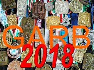 GARB 2018 CLASSIFICA Provvisoria a fine APRILE