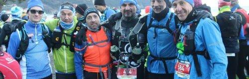 Garda Trentino Xmas trail
